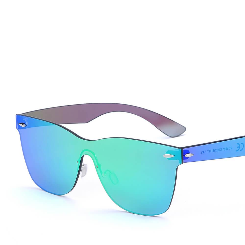gafas de sol sin montura