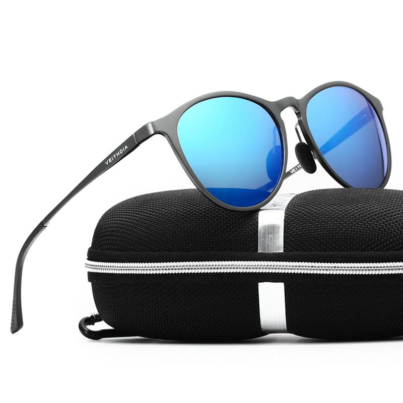 gafas de sol ray ban azul
