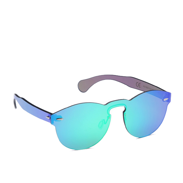 3df705c37f Gafas de sol Espejo retro verde MODELO COOL | SOCOOL SHOP