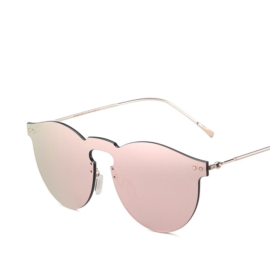 Gafas De Sol Mujer Espejo Rosa