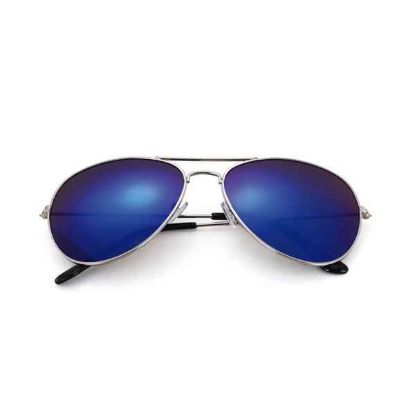 67173ebdad Gafas de sol espejo azules MODELO AVIADOR   SOCOOL SHOP
