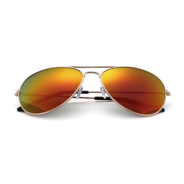 el más nuevo mejor amado vanguardia de los tiempos Gafas de sol espejo naranja MODELO AVIADOR | SOCOOL SHOP